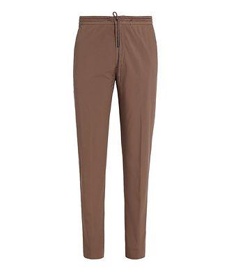 Ermenegildo Zegna Tela Vela Stretch-Cotton Pants