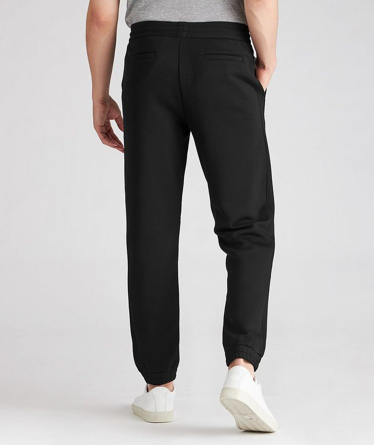 Stretch-Cotton Couture Drawstring Joggers image 2