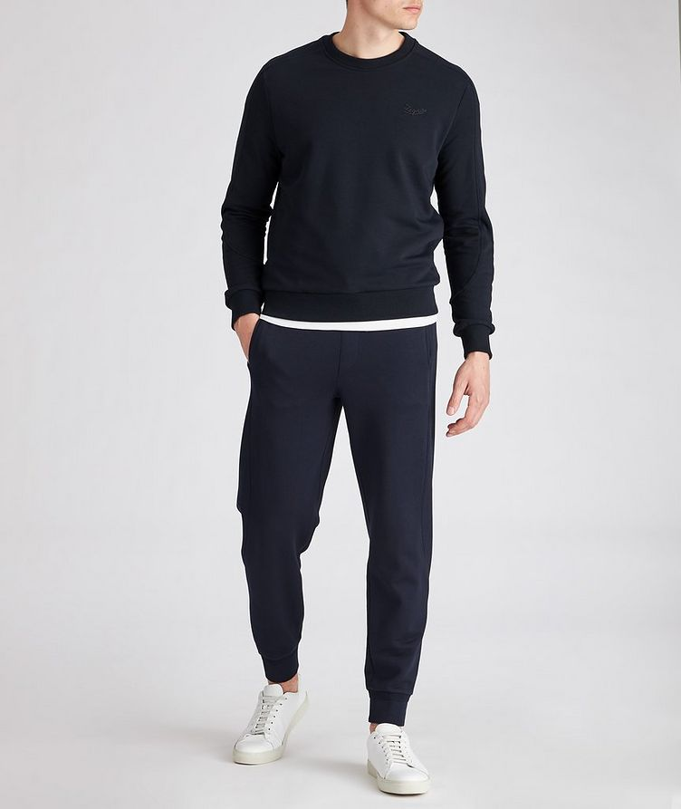 Premium Cotton Joggers image 4