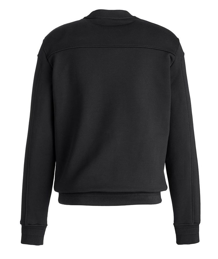 Stretch-Cotton Couture Sweatshirt image 1
