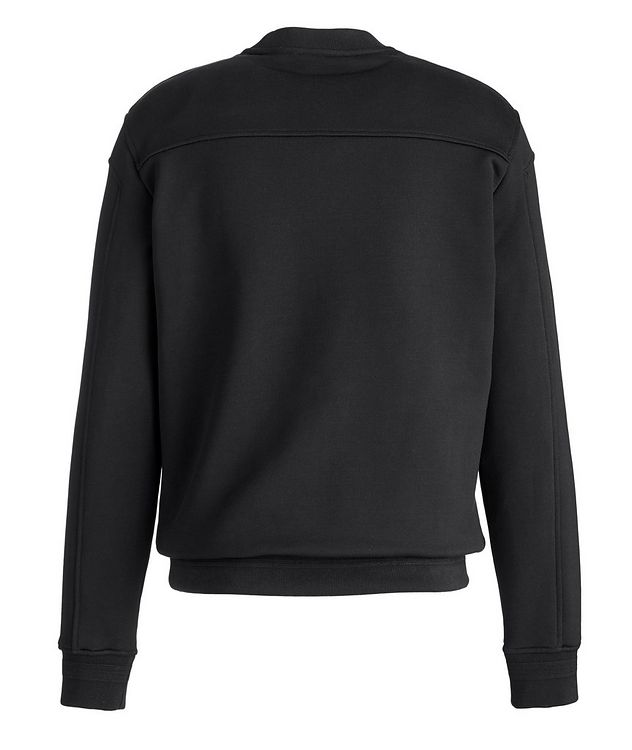 Stretch-Cotton Couture Sweatshirt picture 2