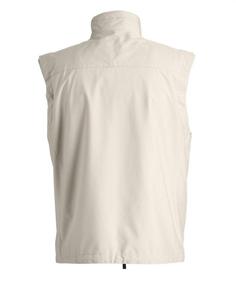 Stratos Water-Repellent Nylon Vest image 1