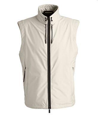 Ermenegildo Zegna Stratos Water-Repellent Nylon Vest