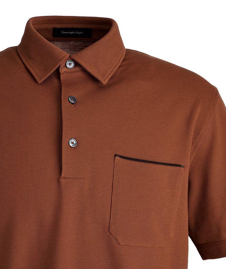 Piqué Cotton Polo image 1