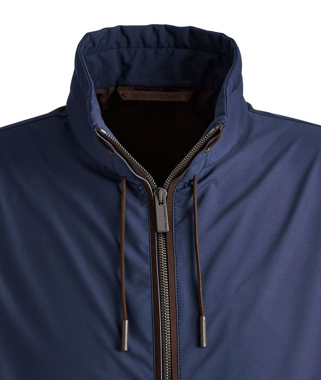 Stratos Water-Repellent Nylon Vest picture 3