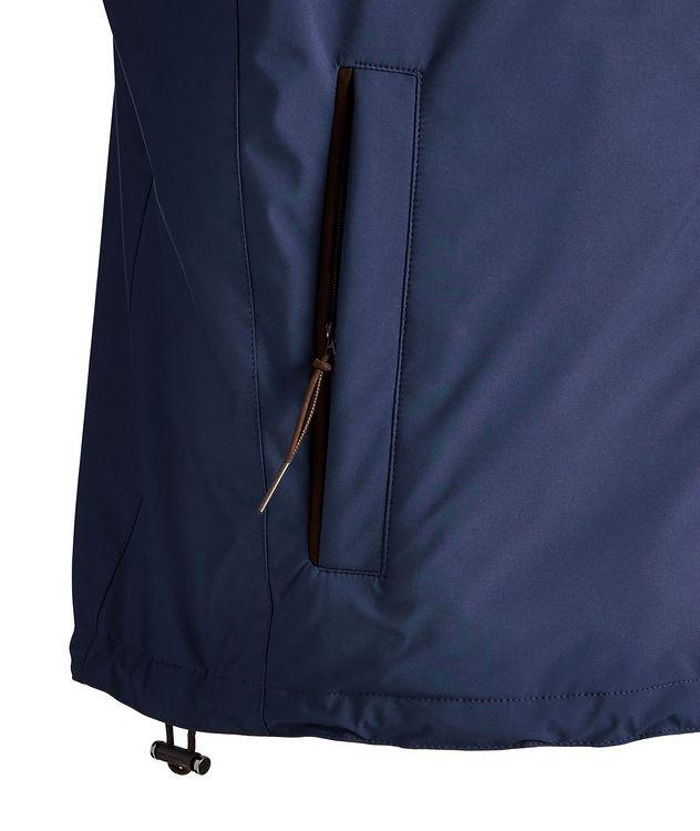 Stratos Water-Repellent Nylon Vest picture 4