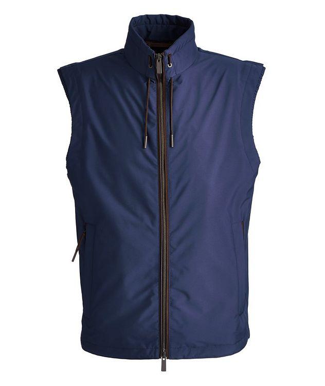 Stratos Water-Repellent Nylon Vest picture 1