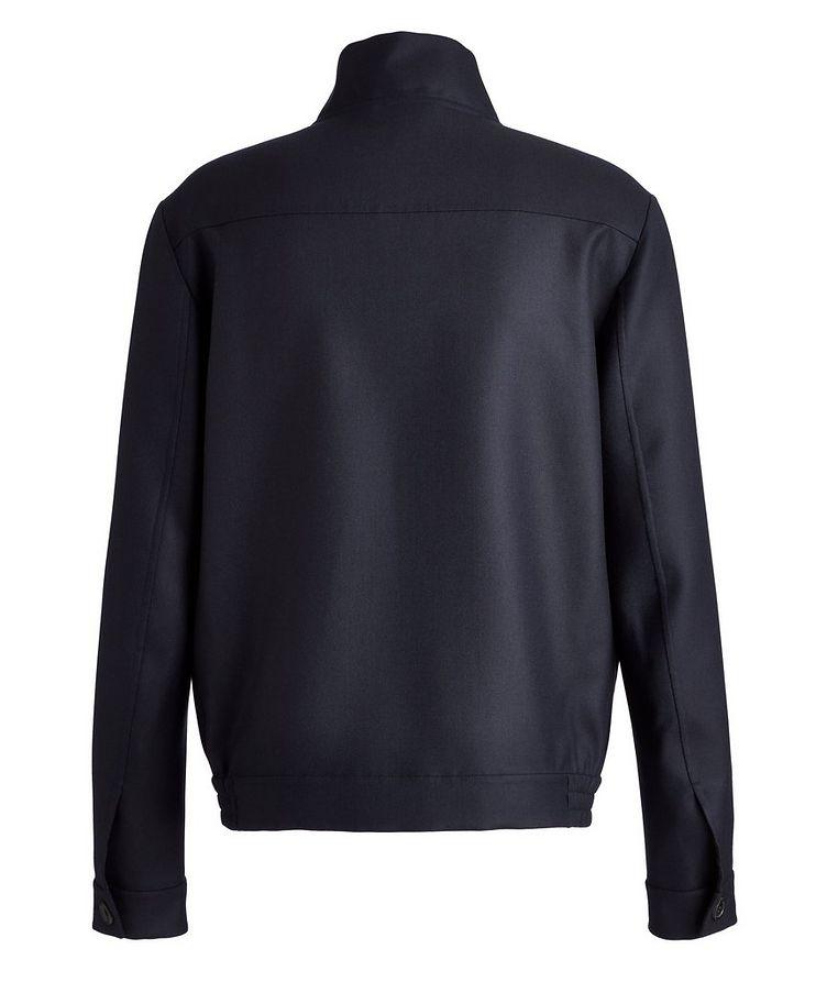 Couture Centoventimila Wool Blouson Jacket image 1