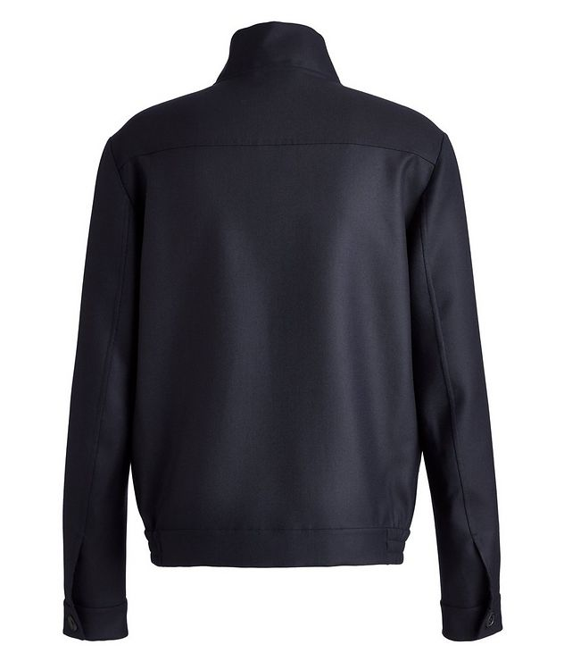 Couture Centoventimila Wool Blouson Jacket picture 2