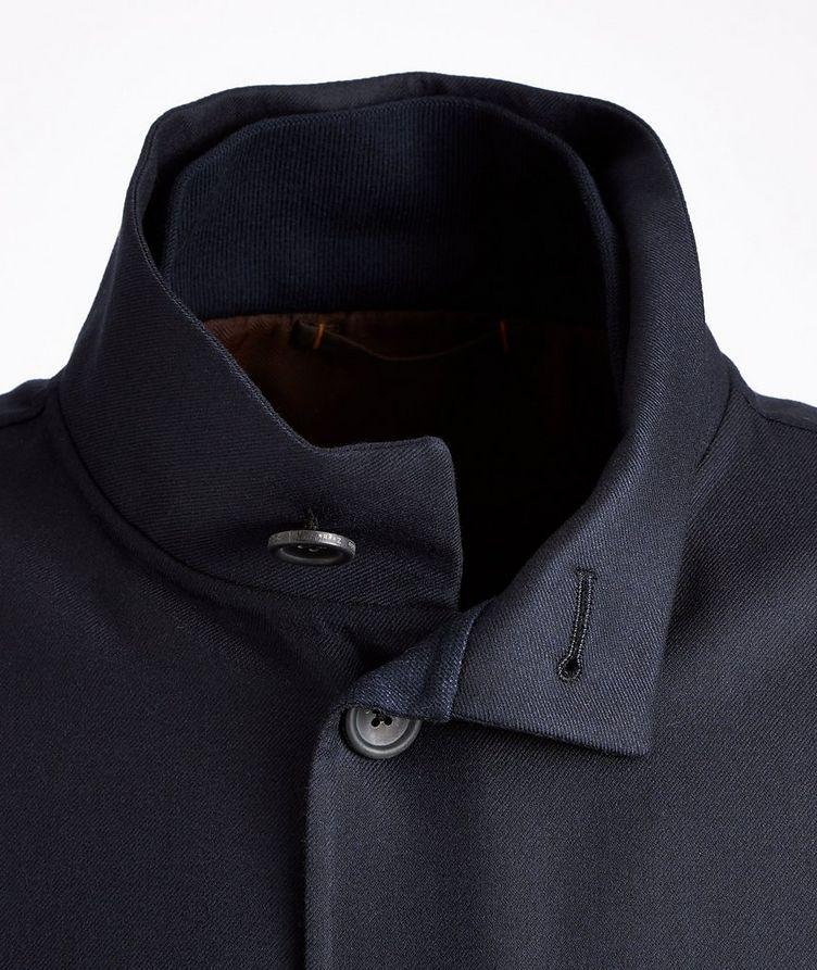 Couture Centoventimila Wool Blouson Jacket image 2