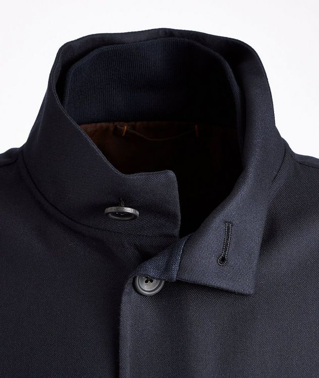 Couture Centoventimila Wool Blouson Jacket picture 3