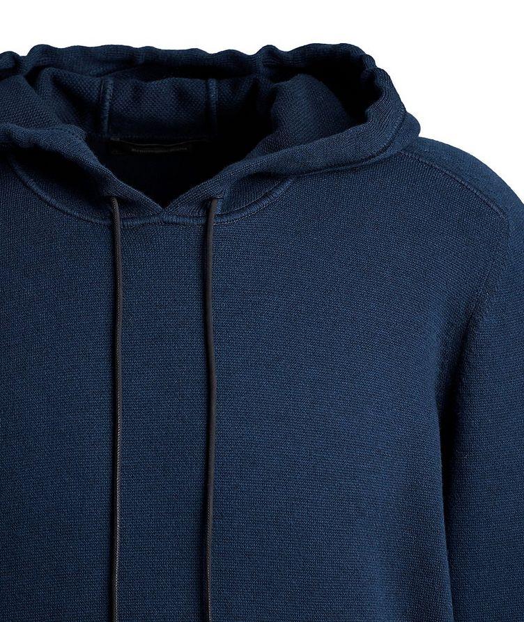 Cotton-Cashmere Hoodie image 1