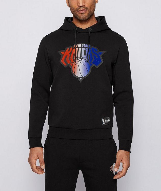 BOSS x NBA Logo Hoodie picture 2