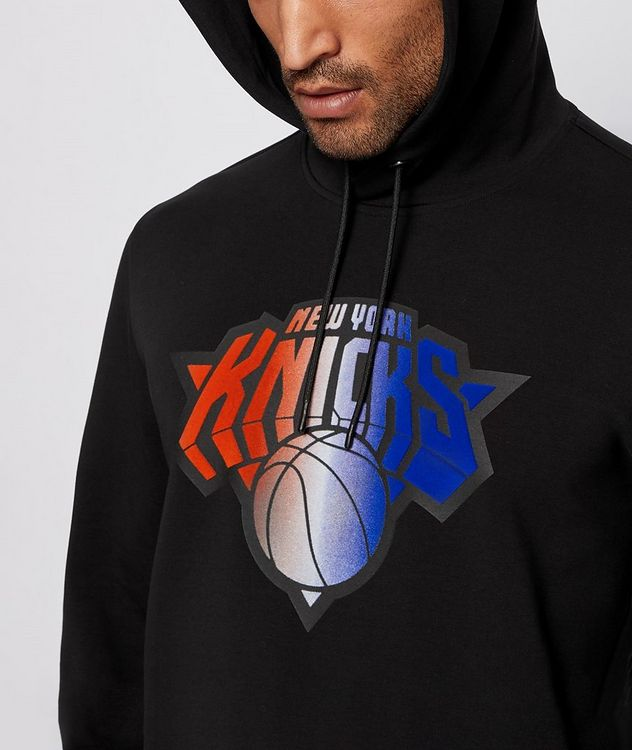 BOSS x NBA Logo Hoodie picture 4