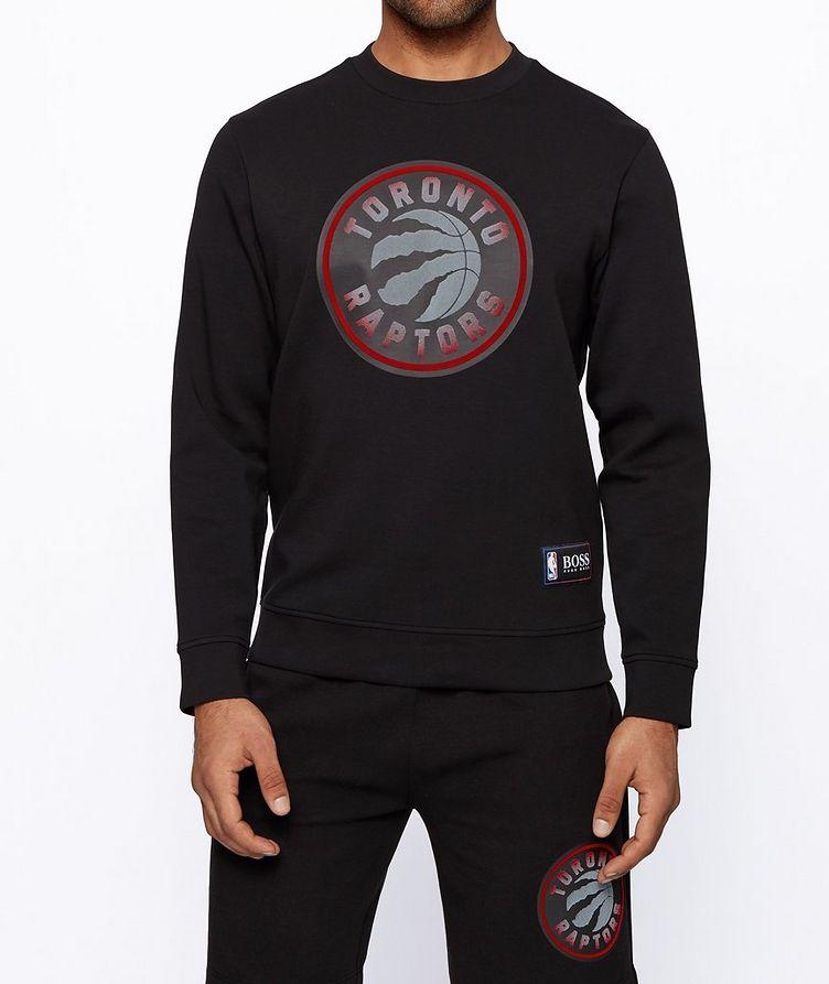 BOSS x NBA Printed Sweatshirt image 1