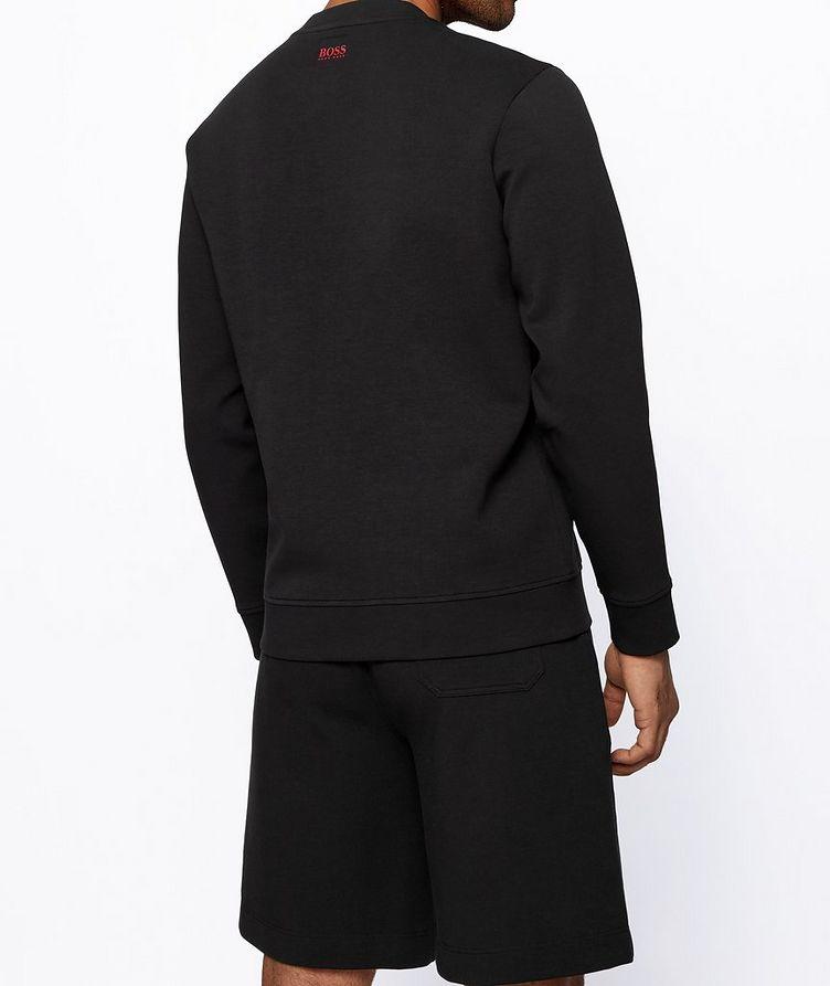 BOSS x NBA Printed Sweatshirt image 2