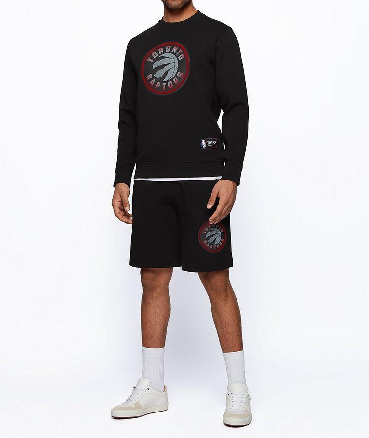 BOSS x NBA Printed Sweatshirt image 3