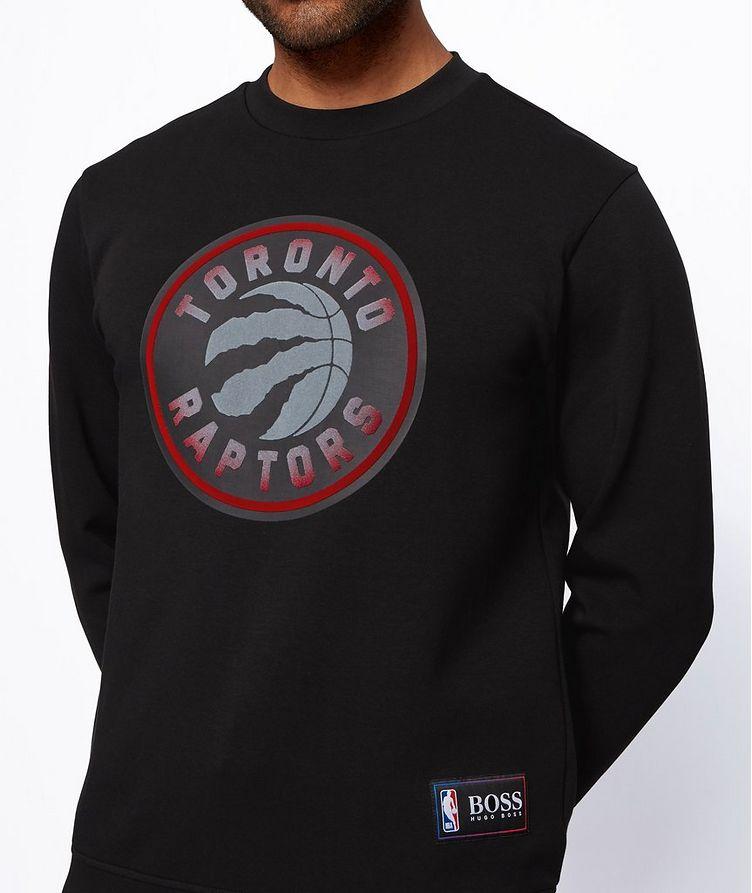 BOSS x NBA Printed Sweatshirt image 4