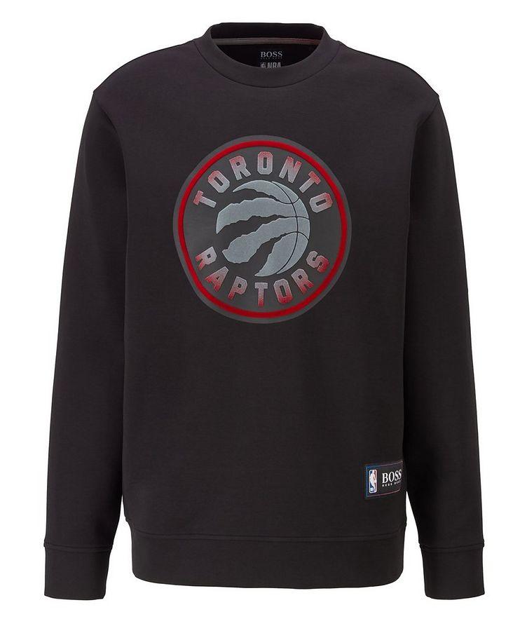 BOSS x NBA Printed Sweatshirt image 0