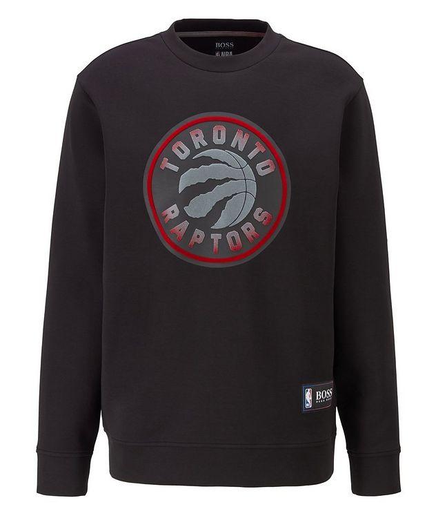 BOSS x NBA Printed Sweatshirt picture 1