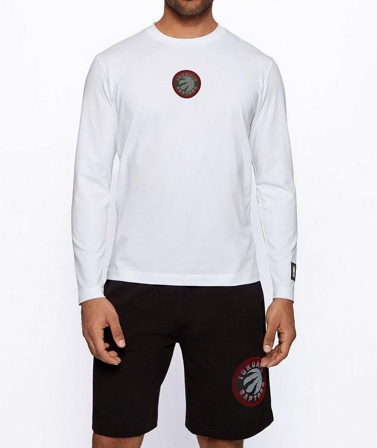 BOSS x NBA Long-Sleeve T-Shirt image 1