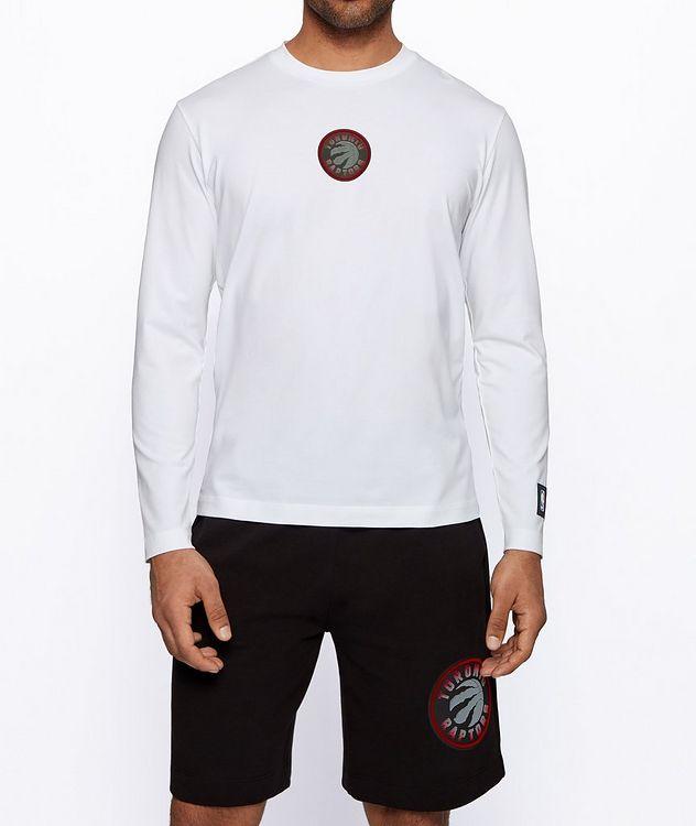 BOSS x NBA Long-Sleeve T-Shirt picture 2
