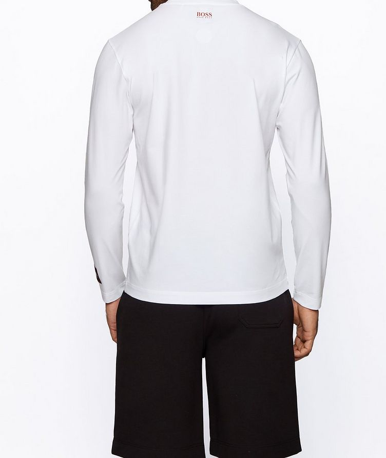 BOSS x NBA Long-Sleeve T-Shirt image 2