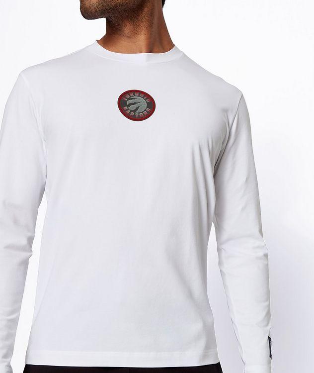 BOSS x NBA Long-Sleeve T-Shirt picture 5