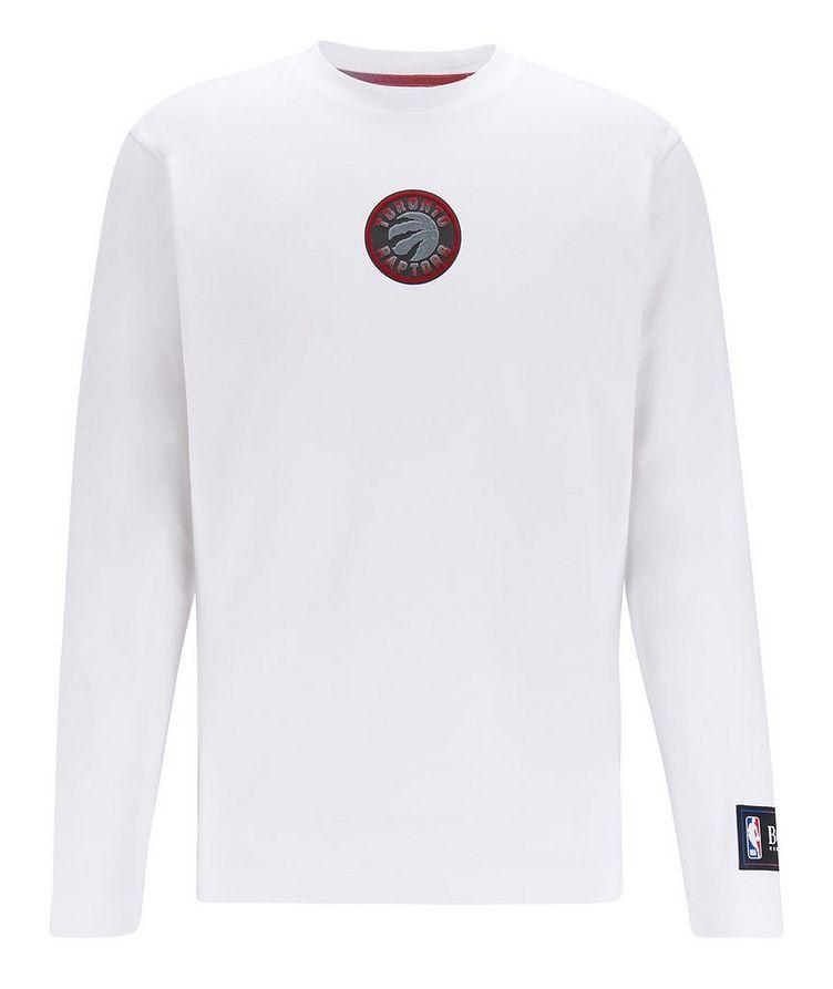 BOSS x NBA Long-Sleeve T-Shirt image 0