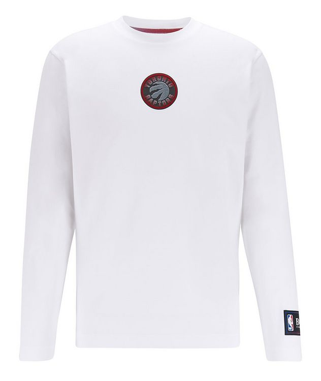 BOSS x NBA Long-Sleeve T-Shirt picture 1