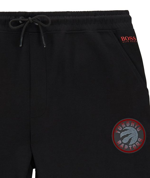 Pantalon sport en coton extensible, collection NBA picture 2