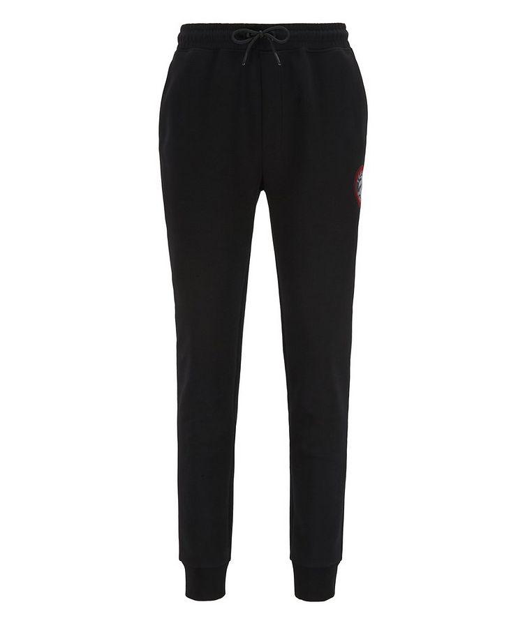 Pantalon sport en coton extensible, collection NBA image 0
