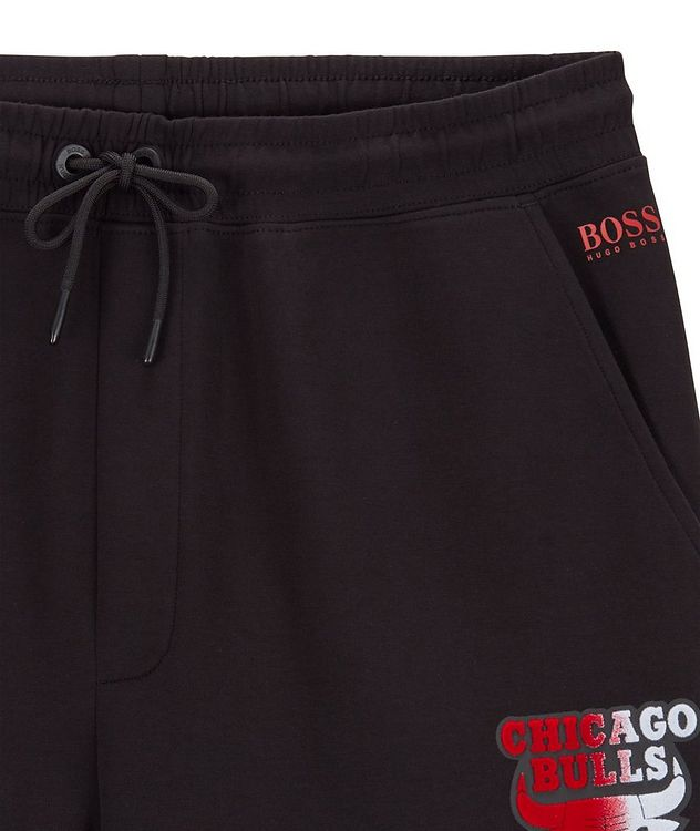 BOSS x NBA Stretch-Cotton Joggers picture 2