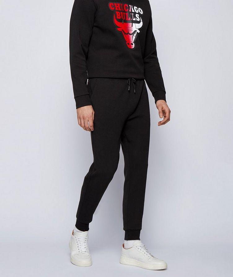 BOSS x NBA Stretch-Cotton Joggers image 2