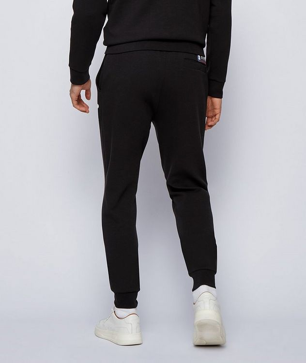 BOSS x NBA Stretch-Cotton Joggers picture 4