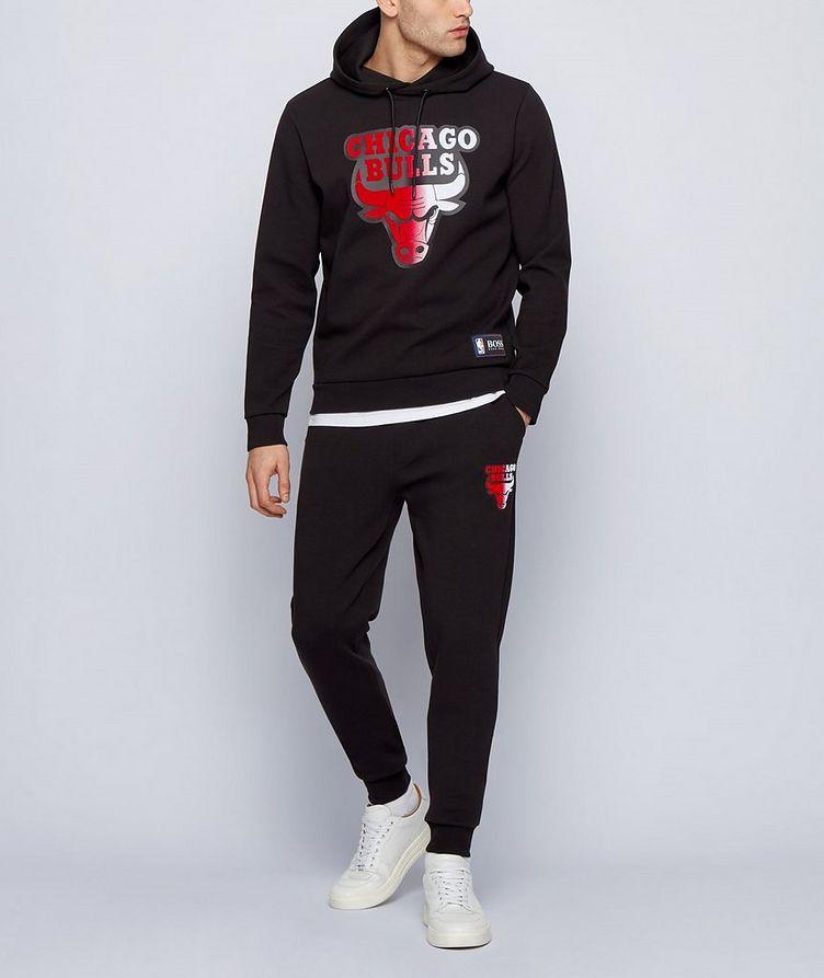 BOSS x NBA Stretch-Cotton Joggers image 5