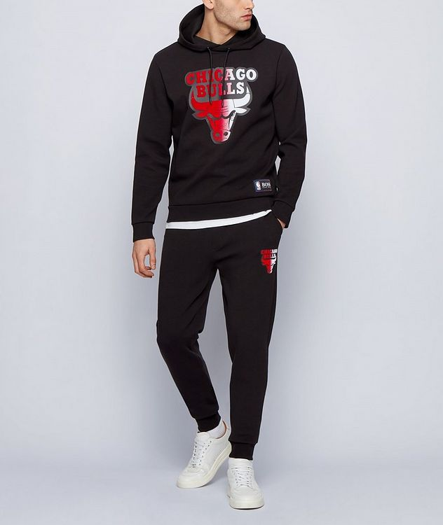 BOSS x NBA Stretch-Cotton Joggers picture 6