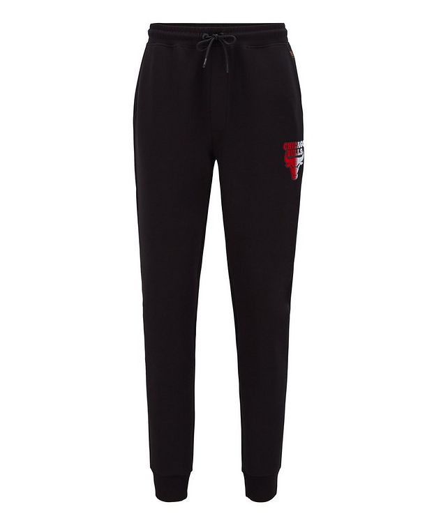 BOSS x NBA Stretch-Cotton Joggers picture 1