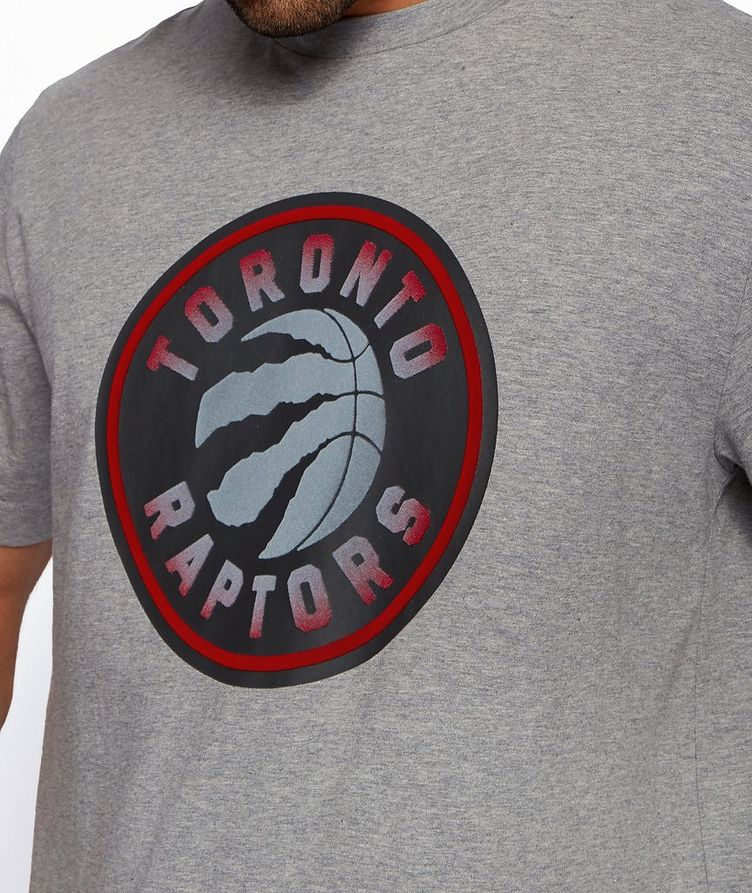BOSS x NBA Printed Stretch-Cotton T-Shirt image 4