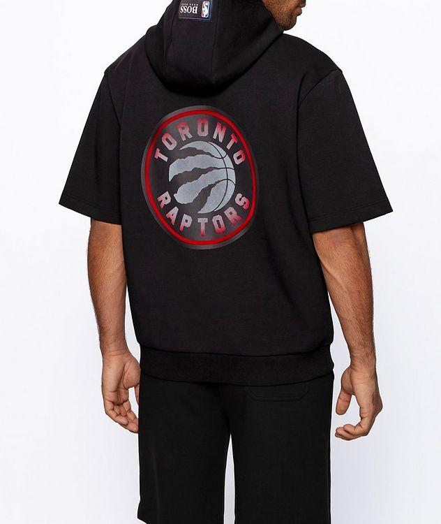 BOSS x NBA Short-Sleeve Hoodie picture 3