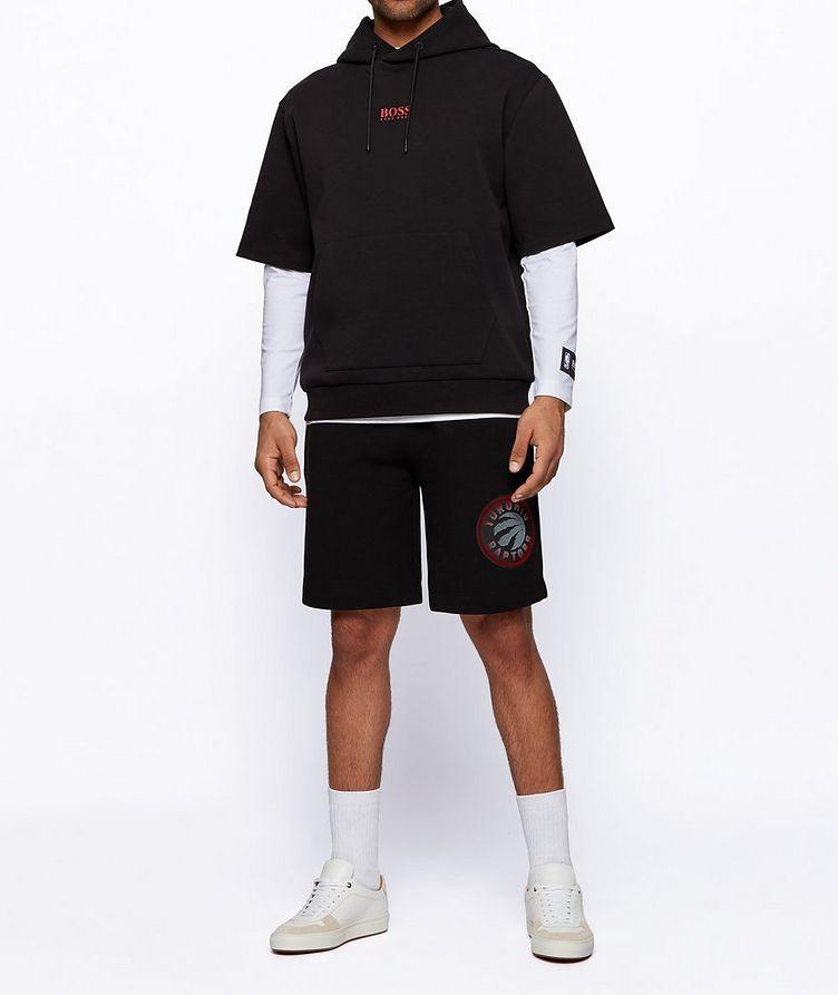 BOSS x NBA Short-Sleeve Hoodie image 3