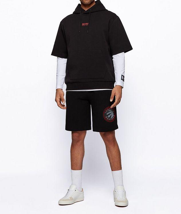 BOSS x NBA Short-Sleeve Hoodie picture 4