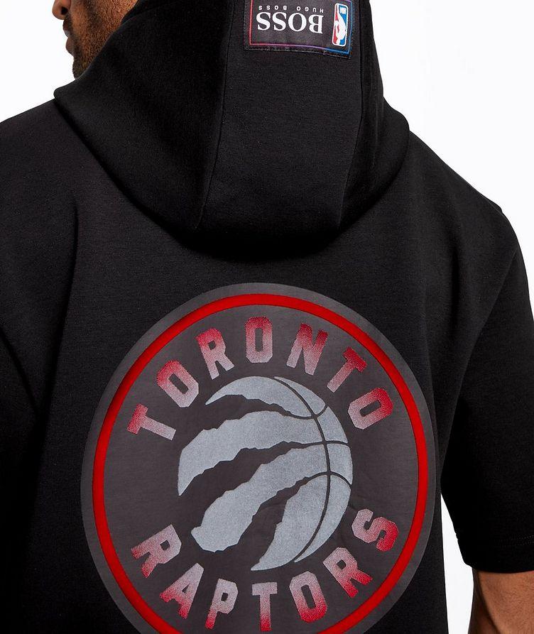 BOSS x NBA Short-Sleeve Hoodie image 4