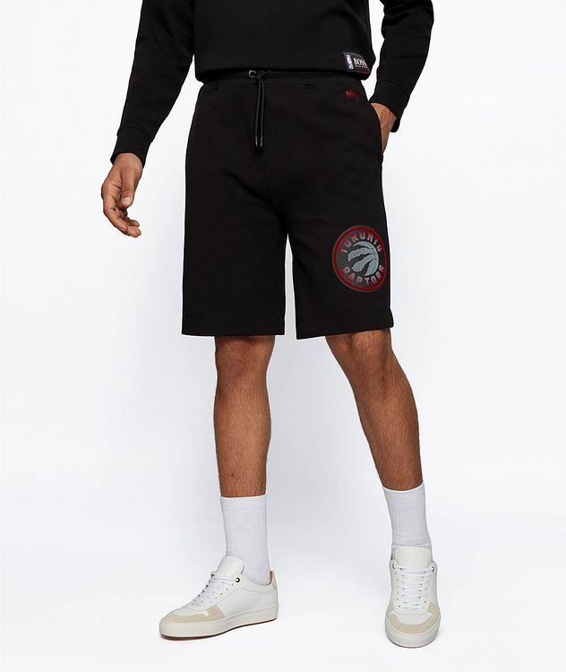 BOSS x NBA Drawstring Shorts picture 2