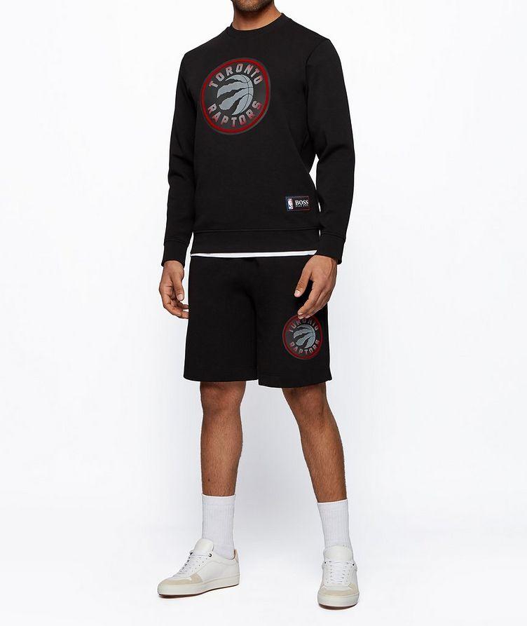 BOSS x NBA Drawstring Shorts image 3