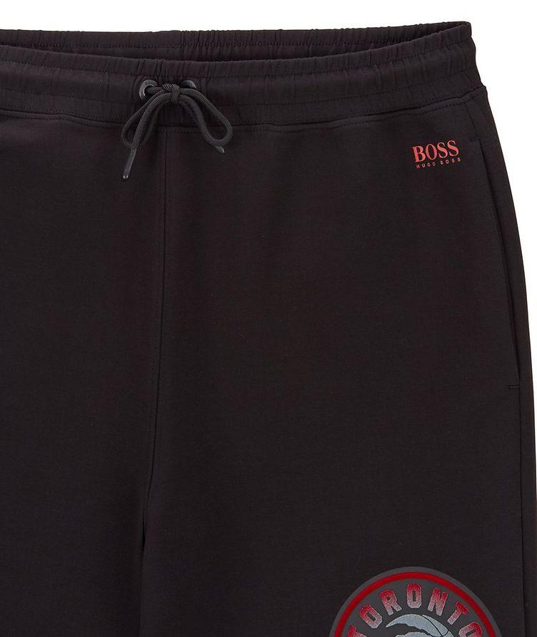 BOSS x NBA Drawstring Shorts image 4