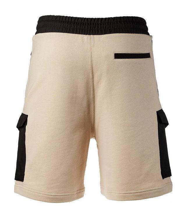 Cotton Drawstring Bermuda Shorts picture 2