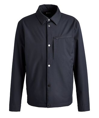 Z Zegna Recycled Water-Resistant Jacket