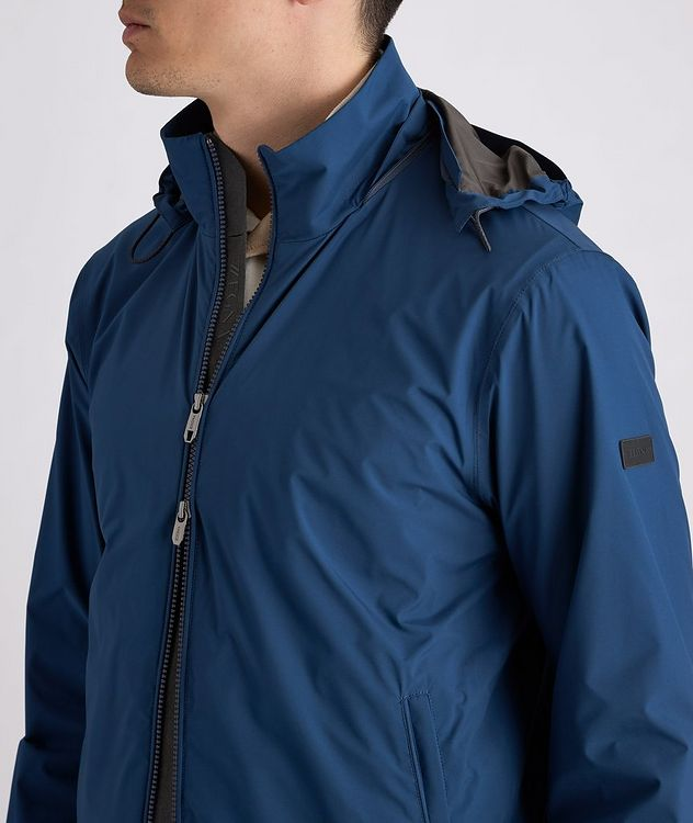 Microfiber 61 Water-Repellent Jacket picture 4
