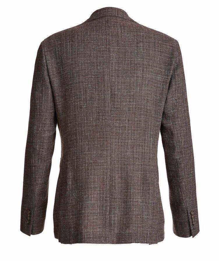 Open Weave Wool-Cotton-Linen Sport Jacket image 1